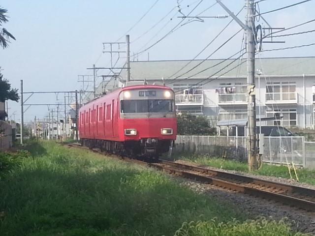 2013-08-18 15:47 碧海古井に くる 西尾 いき ふつう