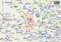 新座市 (にいざし) 地図 (あきひこ)