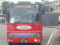 2013-09-11 07:28 南安城駅 バス停 あんくるバス 循環線 バス
