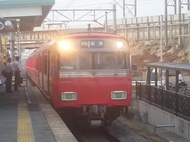 2013-09-13 06:48 碧海古井 岩倉 いき 準急