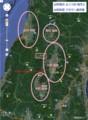 山形県の よっつの 地方と 山形鉄道 フラワー長井線 (あきひこ)
