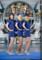 スカイマークの あたらしい ミニスカ 制服 (Fashionsnap.com)