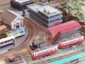 20131213 12:34 鉄道模型カフェ浪漫(ろまん) 美濃町線 美濃