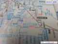 西尾鉄道 路線図 01 全体