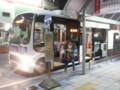20140203 17.55.30 JR安城駅 あんくるバス 東部線 バス