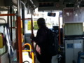 20140317 08.47.01 あんくるバス桜井線-藤井西バス停到着