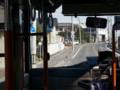 20140317 08.50.18 あんくるバス桜井線-野寺本証寺前バス停通過