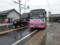 20140326 07.43.03 古井町内会バス停 - あんくるバス桜井線バス