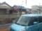 20140326 08.02.43 あんくるバス桜井線バス - 大山北バス停通過