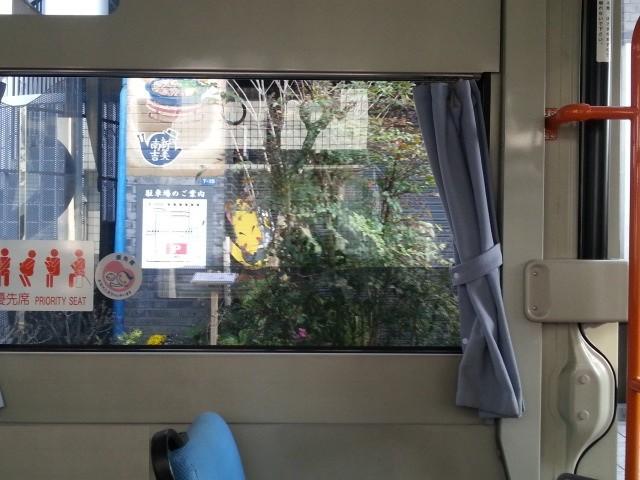 20140328 08.09.10 あんくるバス桜井線バス - 吉野屋