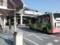 20140328 08.10.53 JR安城駅バス停 - あんくるバス桜井線バス