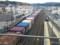 20140330 15:48 相見駅 - さがり貨物列車