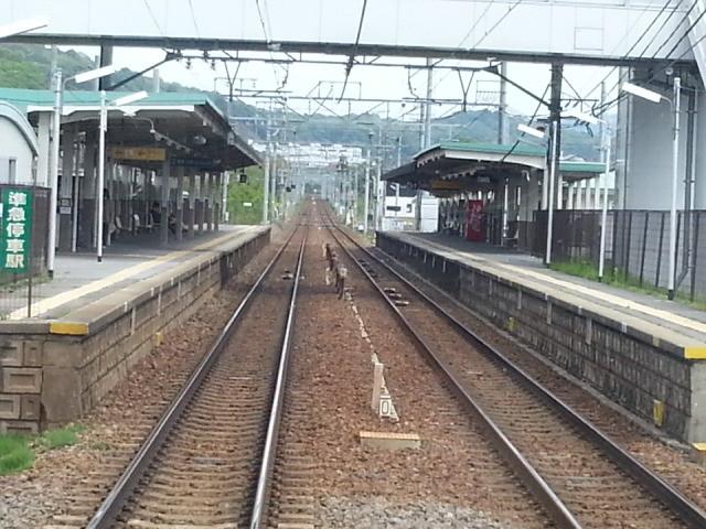 20140428 13.59.03 豊橋いき急行 - 藤川を通過