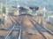 20140428 14.01.59 豊橋いき急行 - 本宿に到着