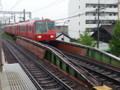 20140429 13.33.30 東枇杷島ガード - さがり電車