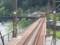 20140506 13.59.22 豊橋いきふつう - 城西てまえカーブ鉄橋
