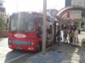 20140516 07.33.31 JR安城駅 - あんくるバス循環線バス