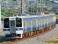 広野-竜田間の常磐線電車 (2014.6.1 午前) (ちゅうにち)