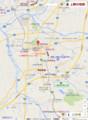 上野の地図 (あきひこ)