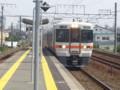 20140702 14.00.18 船町にきた飯田線の電車