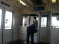 20140702 14.02.41 豊川いきふつう - 下地で乗客がおりる