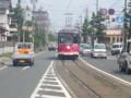 豊橋の路面電車 - 運動公園前