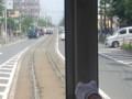 豊橋の路面電車 - 運動公園前をしゅっぱつ!