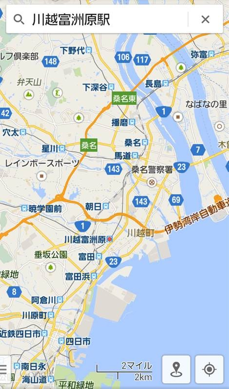川越富州原駅(かわごえとみすはらえき)周辺地図