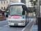 20140806 17.55.07 JR安城駅 - あんくるバス桜井線バス(代車)