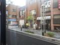 20140902 08.05.06 桜井線バス - 御幸本町交差点みなみ