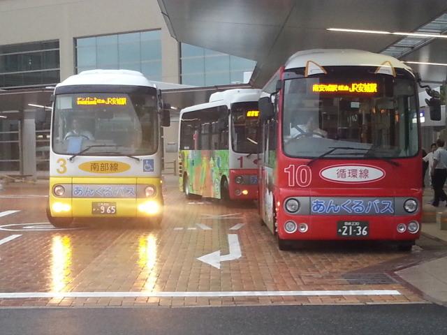 2014-09-04 17.47.41 更生病院 - いろとりどりのあんくるバス