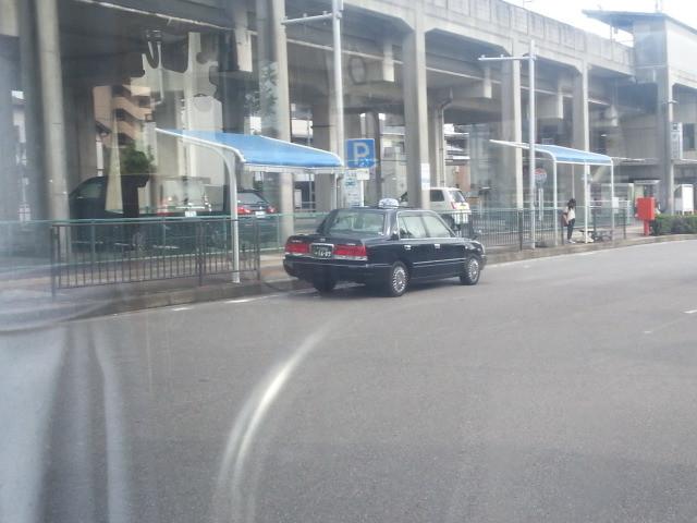 20140905 14.37.09 循環線バス - 南安城駅