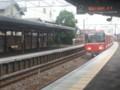 20140905 16.16.16 富士松 - さがり通過電車