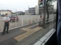 20140905 17.06.47 作野線バス - 市役所前