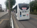 20140911 08.14.13 市役所前 - 循環線バス