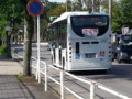 20140912 08.14.13 市役所前 - 循環線バス