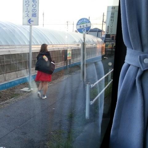 20140916 17.41.49 循環線バス - 赤松北