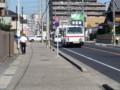 20140922 10.27.24 今池町 - 名鉄バス