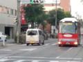 20140922 17.35.52 市役所前 - 循環線バス