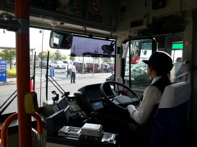 みぎまわり循環線バス - 更生病院