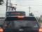 横山町交差点で信号まちするみぎまわり循環線バス