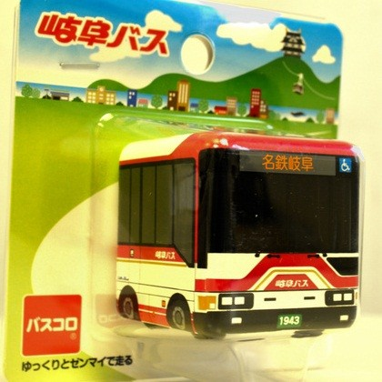 岐阜バス - バスコロ(あさひ)
