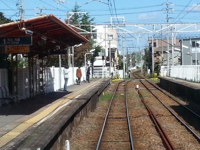 知立いきふつう - 新川町