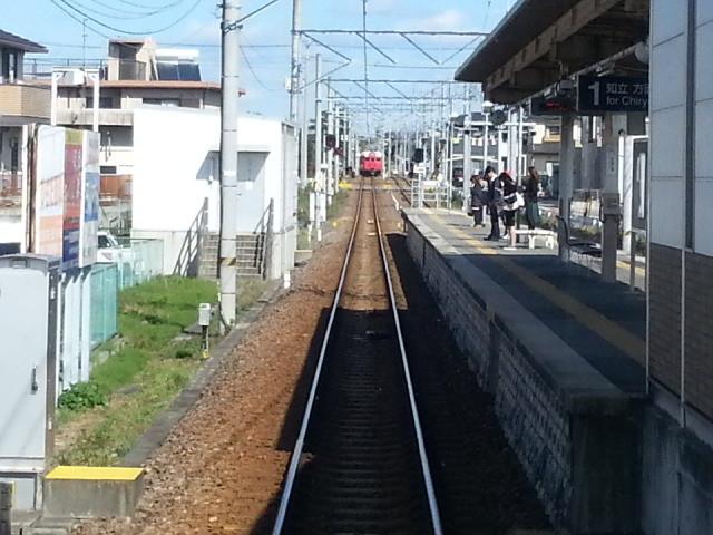 知立いきふつう - 小垣江