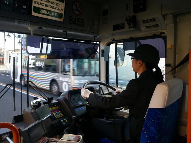 みぎまわり循環線バス