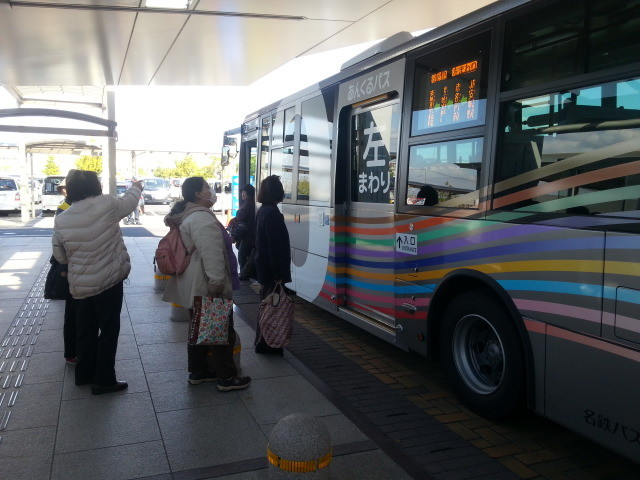 更生病院 - ひだりまわり循環線バス