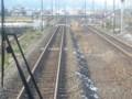 20141215_101142 米原いきふつう - 美濃赤坂支線分岐点