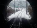 20141215_102629 米原いきふつう - 関ヶ原柏原間トンネル