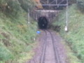 20141215_130409 米原いきふつう - 彦根鳥居本間トンネル