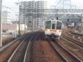 20141215_144028 豊橋いき新快速 - 名古屋にちかづく
